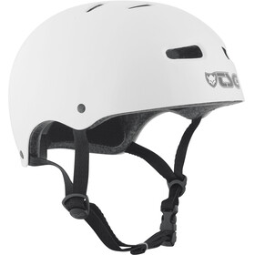TSG Skate/BMX Injected Color Helmet injected white